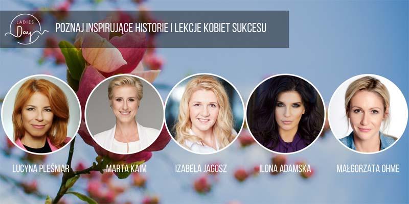 Wywiady z kobietami sukcesu