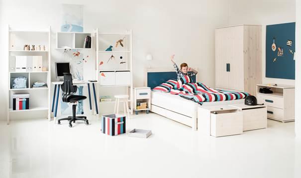 Piętrowe łóżka dla dzieci
