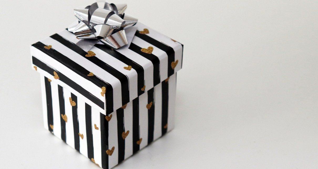 Opakowania na prezent